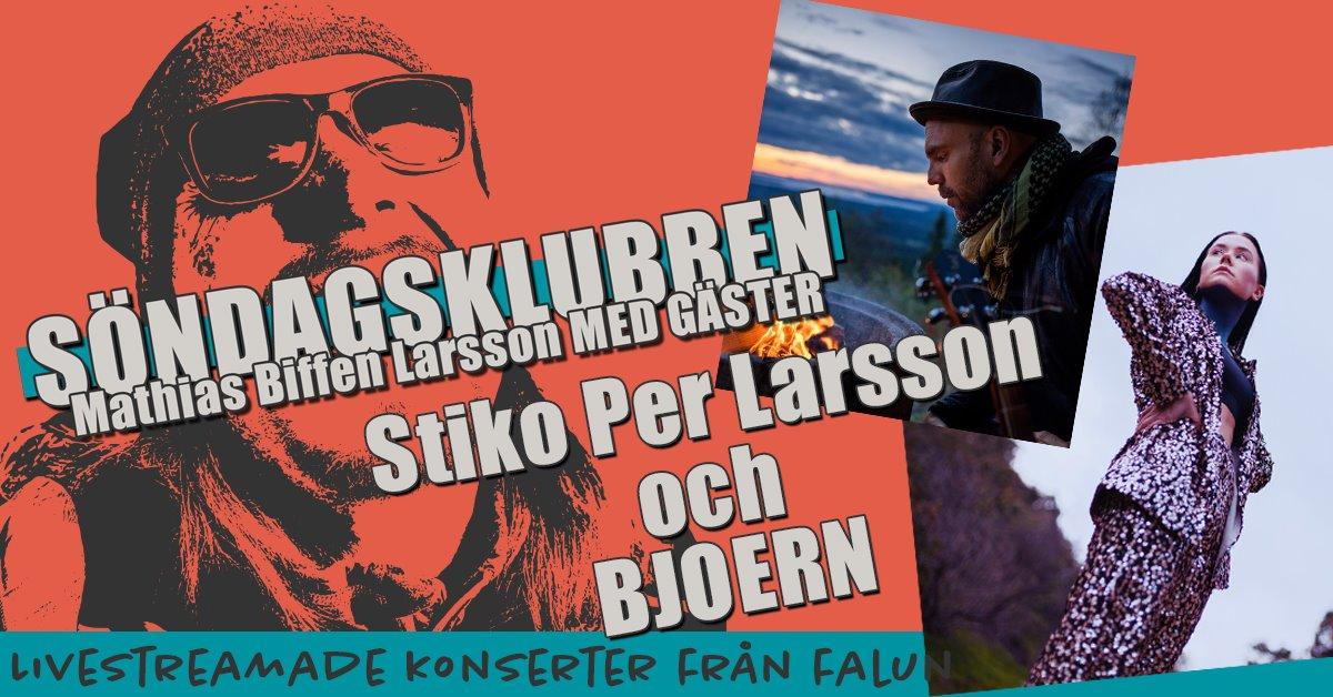Stiko Per Larsson och Bjoern